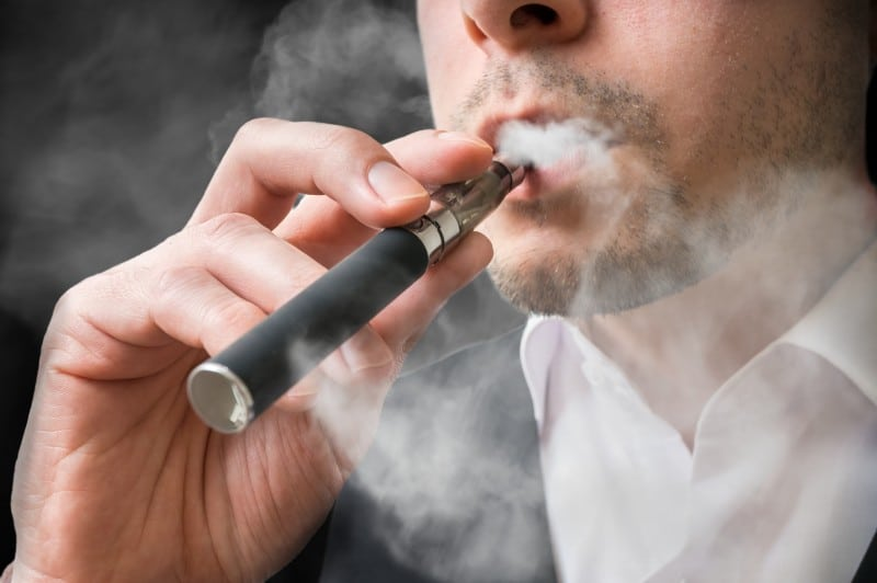 e-cigarettes can be dangerous