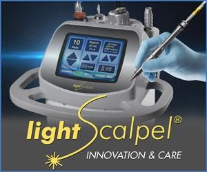 LightScalpel Laser-Surgery